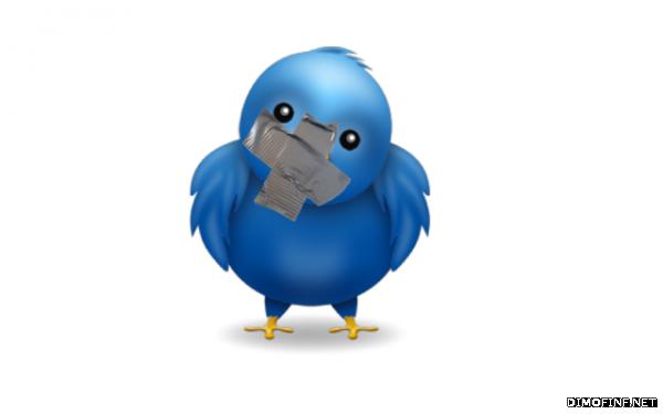 تويتر يدعم ميزة Mute للتخلص من ثرثرة المغردين المزعجين