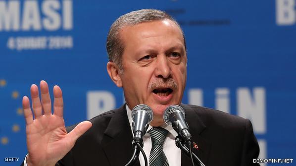 مؤتمر انتخابي لأردوغان يغضب أحزاب ألمانيا