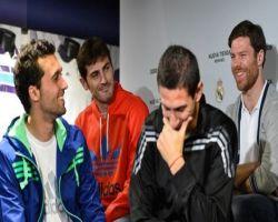 ريال مدريد يفتح الباب أمام رحيل تشابي ألونسو وأربيلوا