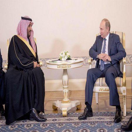 استقبال حافل من الرئيس الروسي لولي ولي العهد السعودي وتوقيع 6 اتفاقيات
