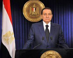 """عاجل  السجن المشدد 3 سنوات لـ""""مبارك"""" في قضية القصور الرئاسية"""