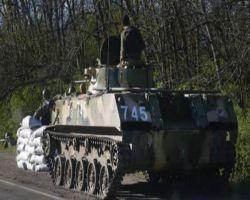 تراجع القوات الروسية 10 كيلومترات عن الحدود مع أوكرانيا