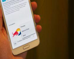 تحديث لتطبيق Gmail على اندرويد يجلب ميزة حفظ المرفقات مباشرة إلى Google Drive