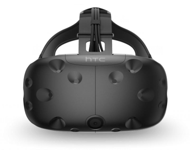 New VR controller HTC