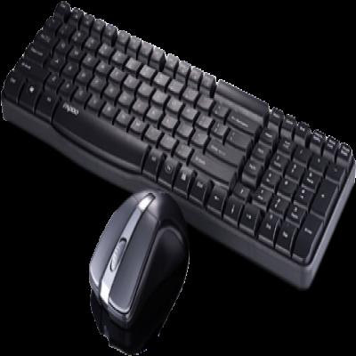 Mercury لوحة مفاتيح وسائط متعددة وماوس - لاسلكي