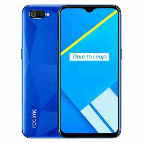 Realme C2 - موبايل ثنائي الشريحة 6.1 بوصة 4G - 32 جيجا/2 جيجا - 4G - أزرق