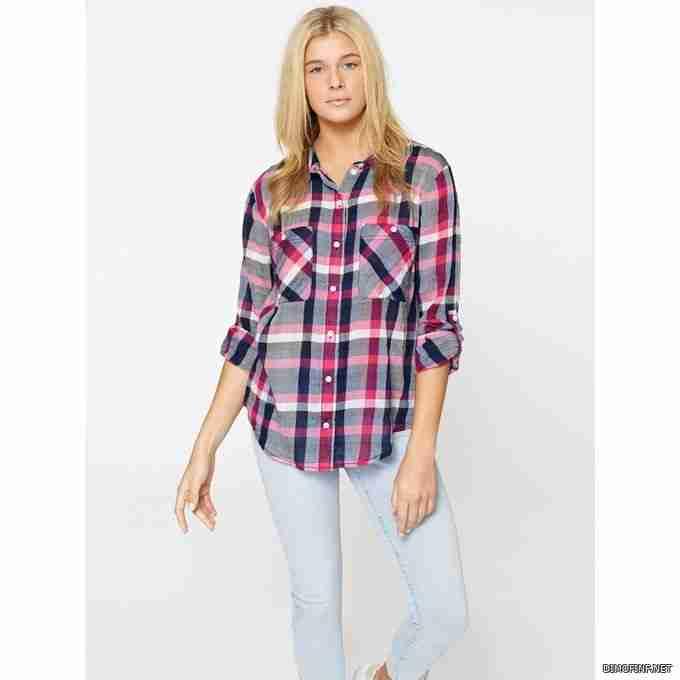 Generic Sanctuary Clothing Women's Shirt Multi colors