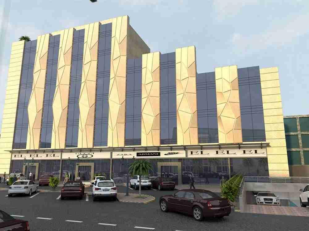 مبنى تجاري في الرياض مميز