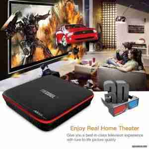 Mecool M8S Pro W TV Box - 2 GB RAM - 16 GB