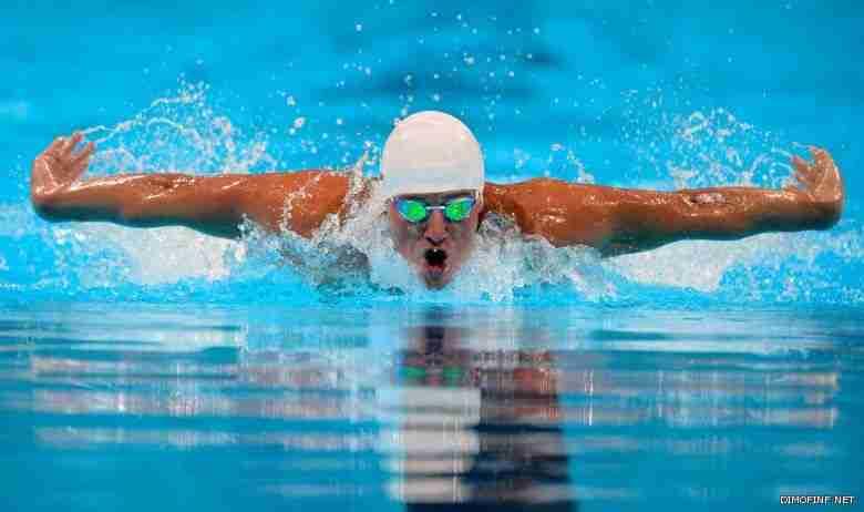 مميزات رياضة السباحة