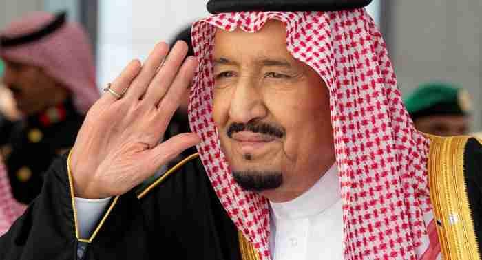 الملك سلمان: من حق فلسطين إقامة دولة مستقلة وعاصمتها القدس الشرقية