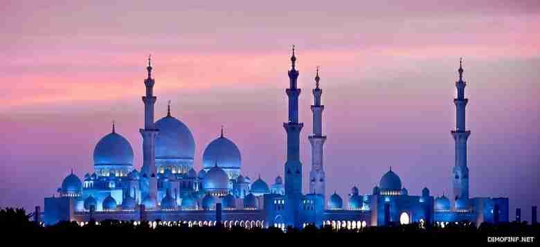 """مسجد """"إيست فالي"""" بأمريكا.. خطبة بالإنجليزية وقيام لليل ورياضة جماعية"""
