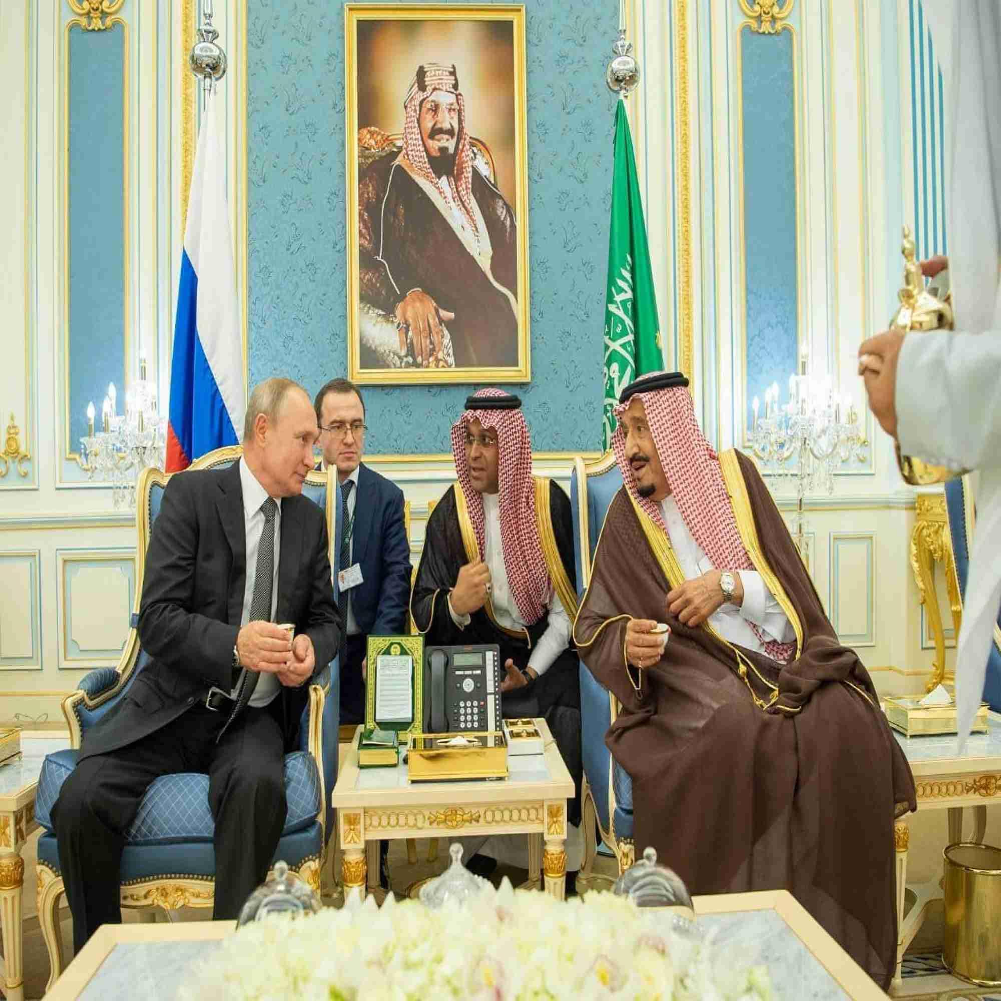 السعودية تخطط للاستثمار في الزراعة وبناء الأبراج الشاهقة بروسيا