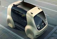 """تعرفوا على سيارة القيادة الذاتية الجديدة من """"VW"""""""