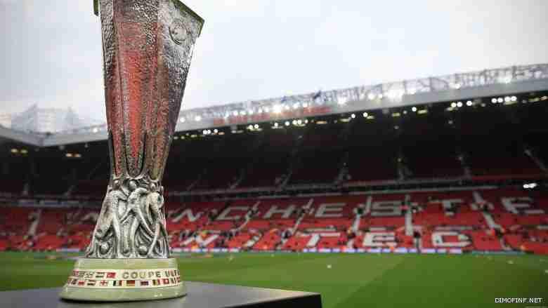 استعادة كأس مسابقة الدوري الأوروبي بعد تعرضها للسرقة