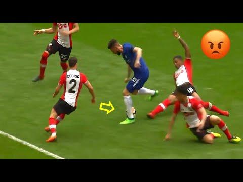 اهداف مهارية في كرة القدم • لا يمكن تصورها..!!