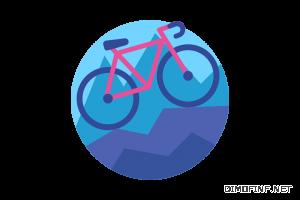 رياضة الدراجات الجبلية