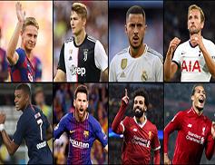 أشهر 18 هدف أسطوري لنجوم كرة القدم أدهش العالم..!!