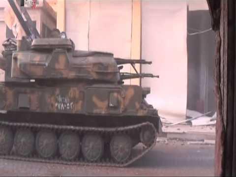 هز الأرض طول وعرض (أغنية وطنية مهداة للجيش العربي السوري)