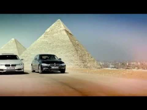 أول إعلان مصري لـ BMW الفئة الثالثة 2013 الجديدة