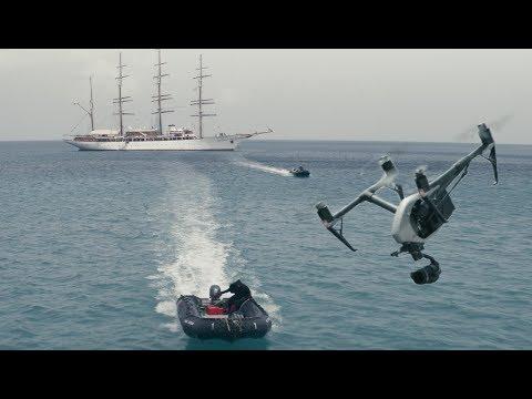 DJI تكشف النقاب عن طائرة Spark